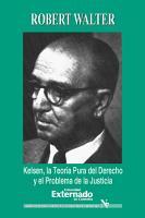 Kelsen  La teor  a pura del derecho y el problema de la justicia PDF