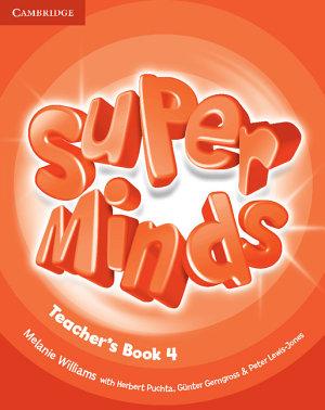 Super Minds Level 4 Teacher s Book