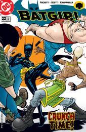 Batgirl (2000-) #22