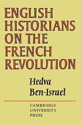 English Historians On The French Revolution Book PDF