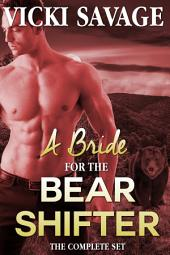 Bride for the Billionaire Bear Shifter
