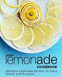 Easy Lemonade Cookbook