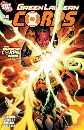 Green Lantern Corps (2006-) #14