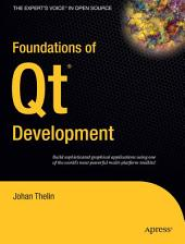 Foundations of Qt Development