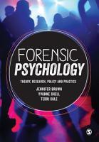Forensic Psychology PDF
