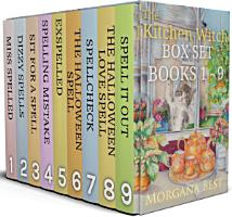 The Kitchen Witch  Box Set  Books 1 9 PDF