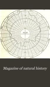 Magazine of Natural History: Volume 3