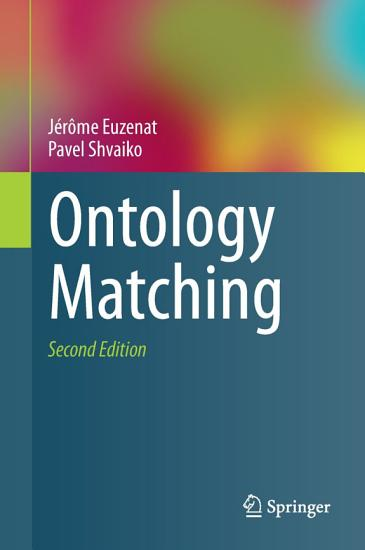 Ontology Matching PDF