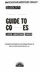 Compact Guide to Colleges 2005 PDF