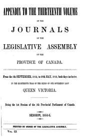 Journals: Volume 13, Part 3