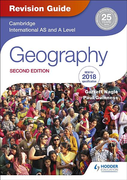 Cambridge International AS A Level Geography Revision Guide 2nd edition PDF