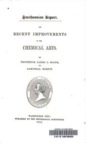 On the recent improvements in the chemical arts: Volume 2