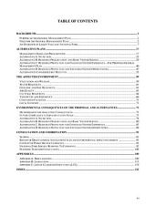 Lassen Volcanic National Park (N.P.), General Management Plan (GMP): Environmental Impact Statement