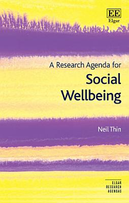 A Research Agenda for Social Wellbeing