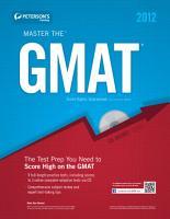 Master the GMAT  Practice Test 3 PDF