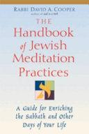 The Handbook of Jewish Meditation Practices