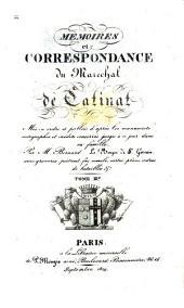 Mémoires et correspondance: 3