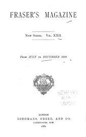 Fraser's Magazine: Volume 102