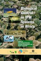Biological Control in IPM Systems in Africa PDF