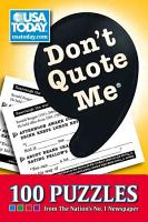 Don t Quote Me   PDF