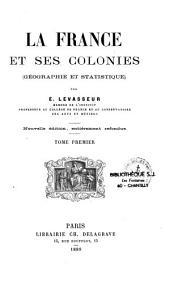 La France avec ses colonies