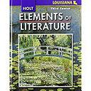 Elements Of Literature Grade 9 Third Course