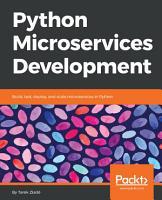 Python Microservices Development PDF