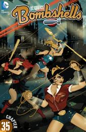 DC Comics: Bombshells (2015-) #35