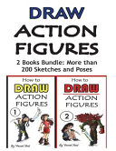 Draw Action Figures Book PDF
