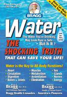 Water  The Shocking Truth PDF