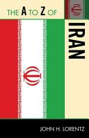 The A to Z of Iran PDF