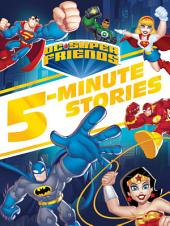 DC Super Friends 5-Minute Story Collection (DC Super Friends)