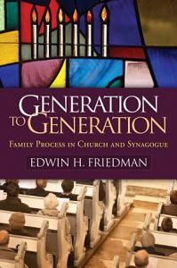 Generation to Generation Book