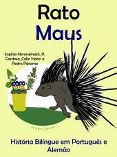 Rato - Maus: História Bilíngue em Português e Alemão