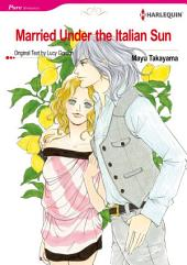 Married Under the Italian Sun: Harlequin Comics