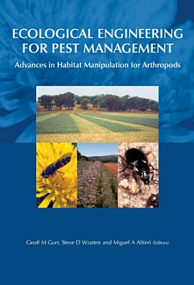 Ecological Engineering for Pest Management