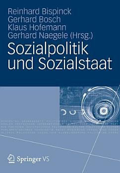 Sozialpolitik und Sozialstaat PDF