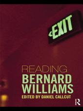 Reading Bernard Williams