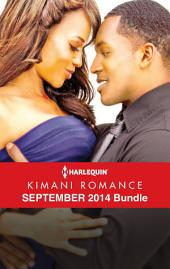 Harlequin Kimani Romance September 2014 Bundle: Seduced by the Heir\Secret Silver Nights\Someone Like You\Indulge Me Tonight