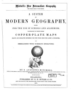 A System of Modern Geography  Designed for the Use of Schools and Academies  Illustrated by Twenty three Copper plate Maps     and Embellished with Numerous Engravings PDF