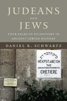Judeans and Jews PDF