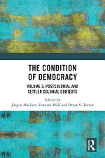 The Condition of Democracy
