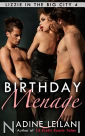 Birthday Menage (Male Male Female Hook Up)