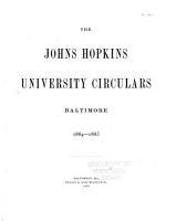 Johns Hopkins University Circulars PDF