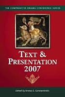 Text   Presentation  2007 PDF
