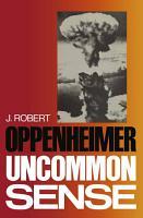 Uncommon Sense PDF