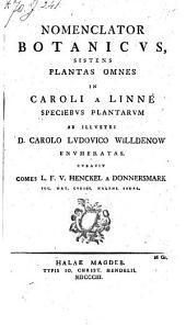Nomenclator Botanicus