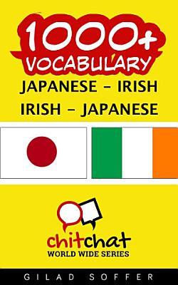 1000  Japanese   Irish Irish   Japanese Vocabulary