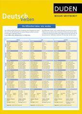 Wissen griffbereit - Deutsch: Verben