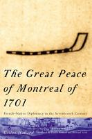 Great Peace of Montreal of 1701 PDF